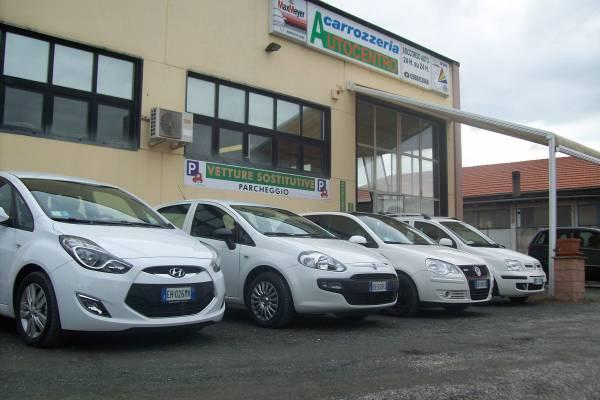 La nostra flotta di auto a noleggio